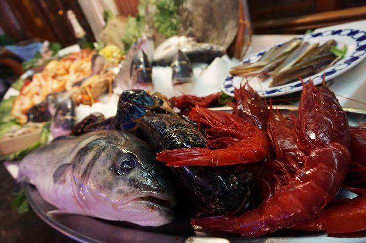 #barcelona #barcelonafood #oodbarcelona #portolimpic #marisco #paella #food #foodspotting #foodie