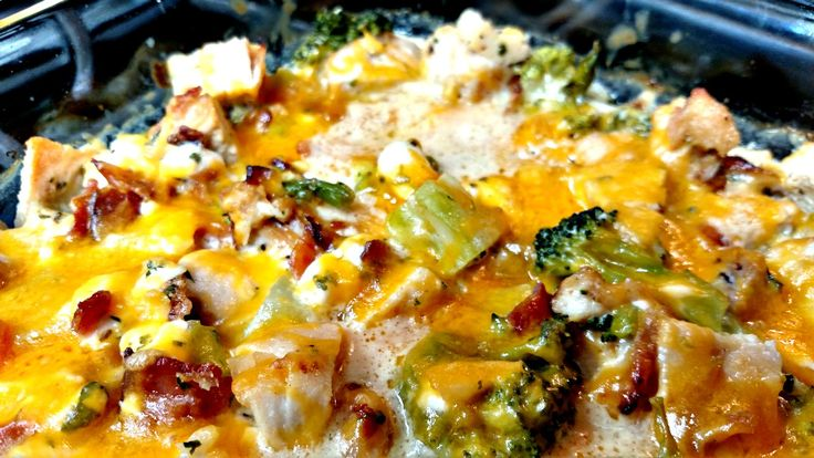 Http Www Food Com Recipe Low Carb Chicken And Bacon Casserole