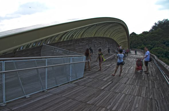 Alexandra Board Walk - Henderson Wave #HendersonWave #AlexandraBoardWalk #Singapore
