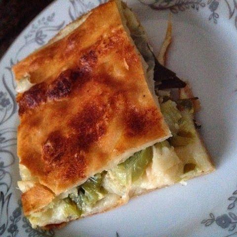 Gülihan    Diyet Listem - Mutfağım - Bebeğim: Pırasa Böreği