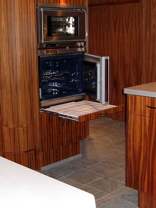 aging beautifully gaggenau side hinged oven with door breadboard below designs for life. Black Bedroom Furniture Sets. Home Design Ideas