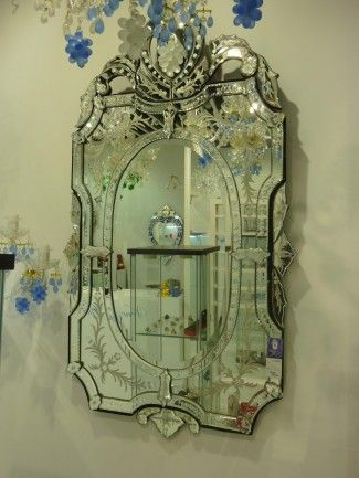 Espejos Venecianos : Modelo SALERNO