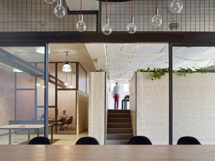 The offices of kavellaris urban design interior