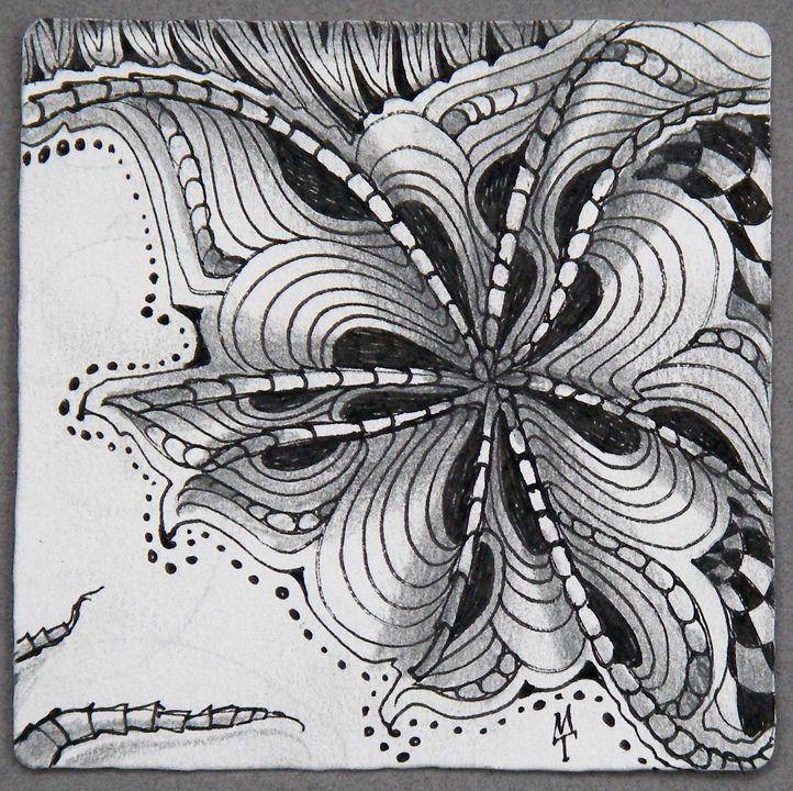 Best images about z for zentangles on pinterest