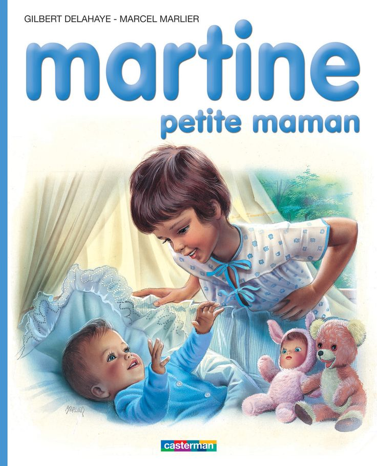 Martine petite maman | Club-Martine
