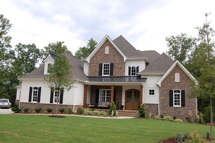 Best Bc93 Arh Asheville Plan Exterior 27 Roof Owens Corning 400 x 300
