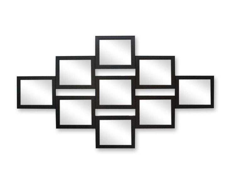 M s de 10 ideas incre bles sobre espejos cuadrados en for Espejos decorativos cuadrados