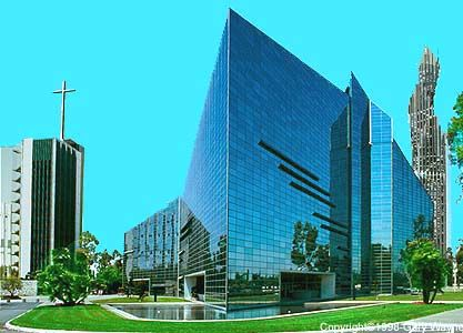 The Crystal Cathedral........Garden Grove CA The Crystal Cathedral (A Catedral de Cristal).