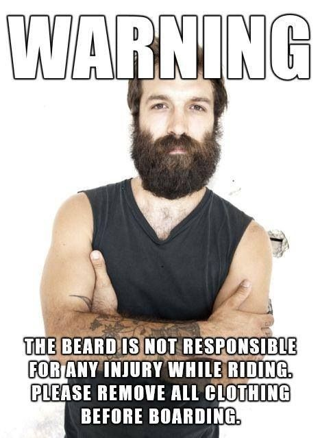 Beard and tattoos meme - photo#40