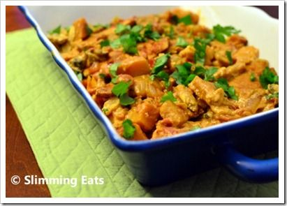 Creamy Pork Casserole | Slimming Eats - Slimming World Recipes