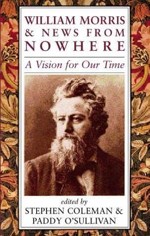 News from Nowhere by William Morris - Google Search
