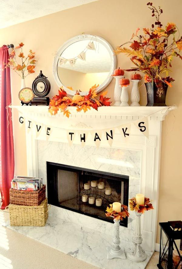 Easy Ideas For Thanksgiving 2014
