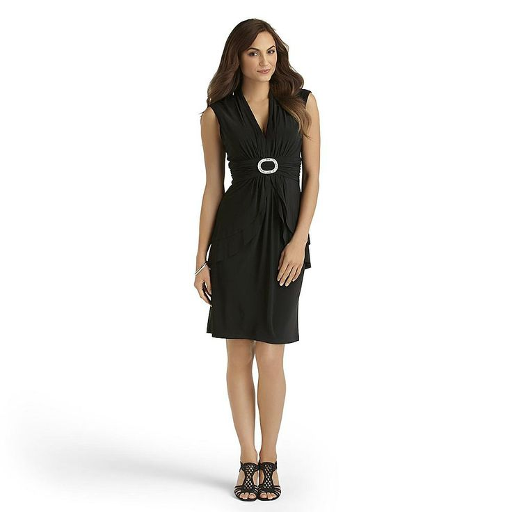 Kathy Roberts Women's Faux Wrap Dress - Clothing - Women's - Dresses