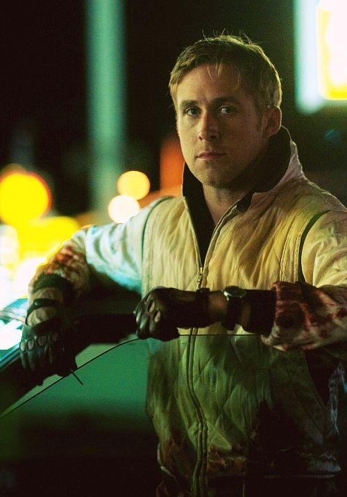 Drive (2011) Ryan Gosling, Carey Mulligan, Bryan Cranston - Director: Nicolas Winding Refn - mechanic/stuntman/getaway car driver gets in over his head when he tries to help his pretty neighbor and her son