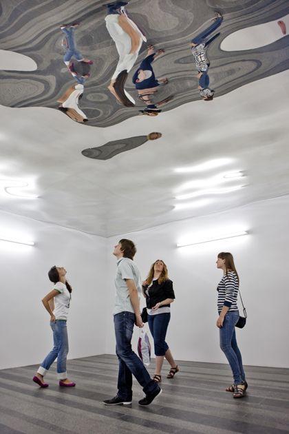 tarantula: Olafur Eliasson Your felt future,2011 Your...