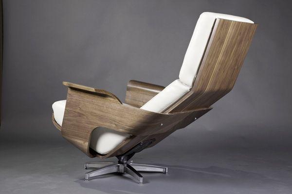 Chaise Quatro Chair Design by Ricardo Garza Marcos - Furniture Design Blog - Furniture Design Ideas | Furniii