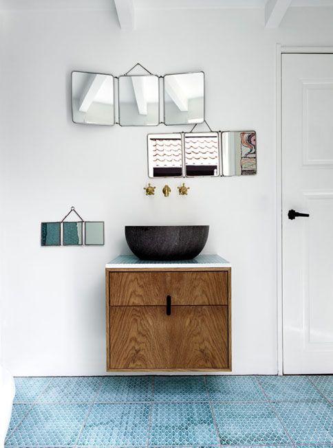 A home that never gets boring - via Coco Lapine Design