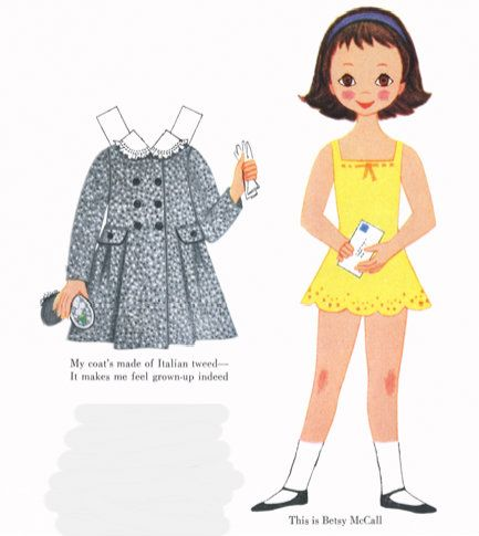 The ultimate list of the best free printable paper dolls online