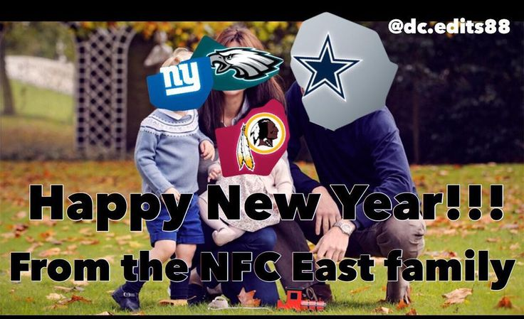 Happy New Years from the Dallas Cowboys and the rest of the NFC East family and we can all agree the Washington Deadskins are the worst team in the NFC East!!#dallascowboys #dc4life #dcnation #cowboysnation #cowboys #philadelphiaeagles #washingtonredskins #newyorkgiants