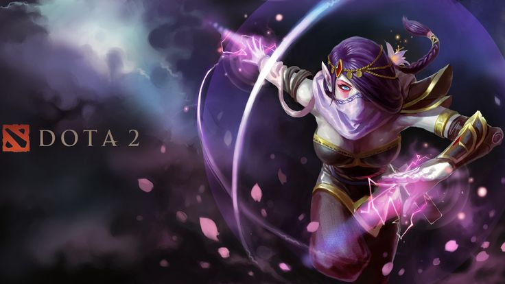 Templar Assassin, came to her calling by a path of curious inquiry. Possessed of a scientific bent, she spent her early years engaged in meticulous study of nature's laws--peering into grimoires of magic and alchemy, recreating experiments from charred fragments of the Violet Archives, and memorizing observations of the Keen recordkeepers. Already quiet and secretive by nature, the difficulty of acquiring these objects further reinforced her skills of stealth.