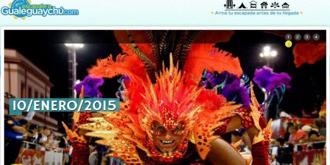 Carnaval del País: presentaron los temas de las comparsas 2015 | Escapate A Gualeguaychú