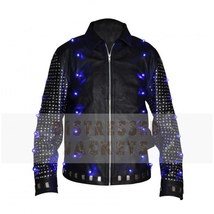 Wwe Super Star Chris Jericho Leather jackets for sale