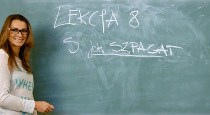 Ćwicz z Kasią Bigos: szpagat