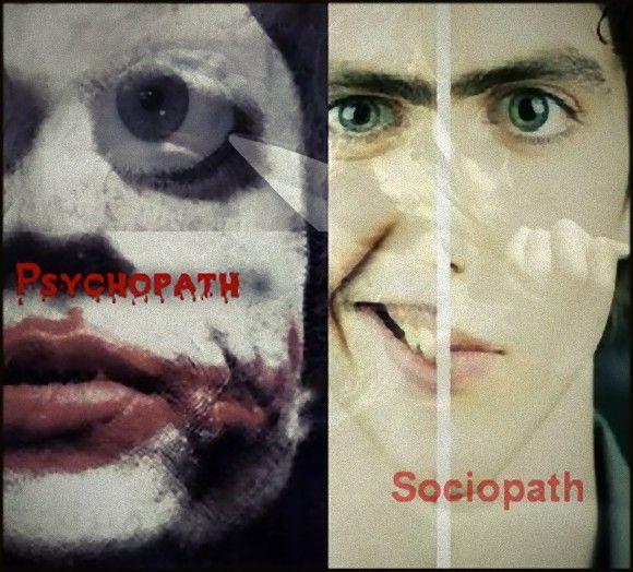 サイコパスと混同しやすいソシオパス・社会病質者の違いとは。