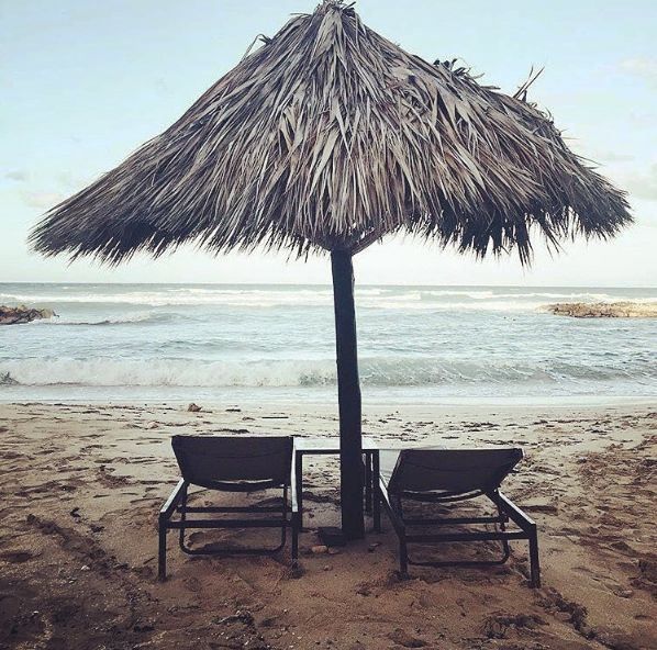 Relax on the beach all day and evening at Hyatt Zilara Rose Hall.