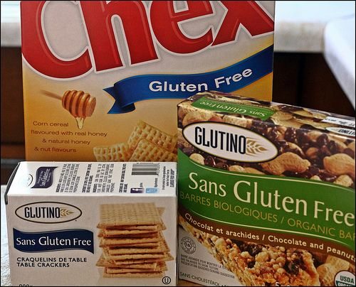 Rachel Begun, a food industry consultant who has Celiac disease who is extreme intolerance to gluten, explained that gluten-free products can even make a person put on weight. She told Today.com: 'People who go gluten-free may gain weight if they rel
