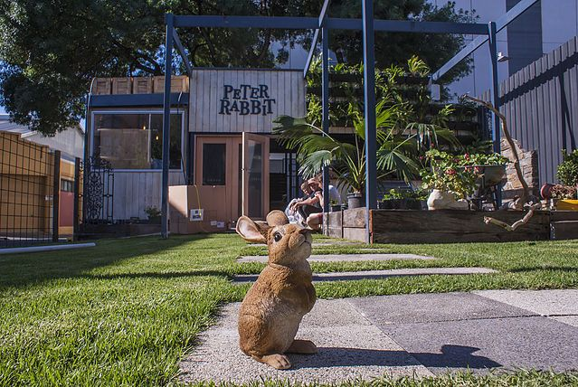 Peter Rabbit, Hindley St Adelaide