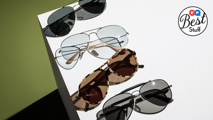 The Best Aviator Sunglasses for Men Look Great on Everyone (Including You)