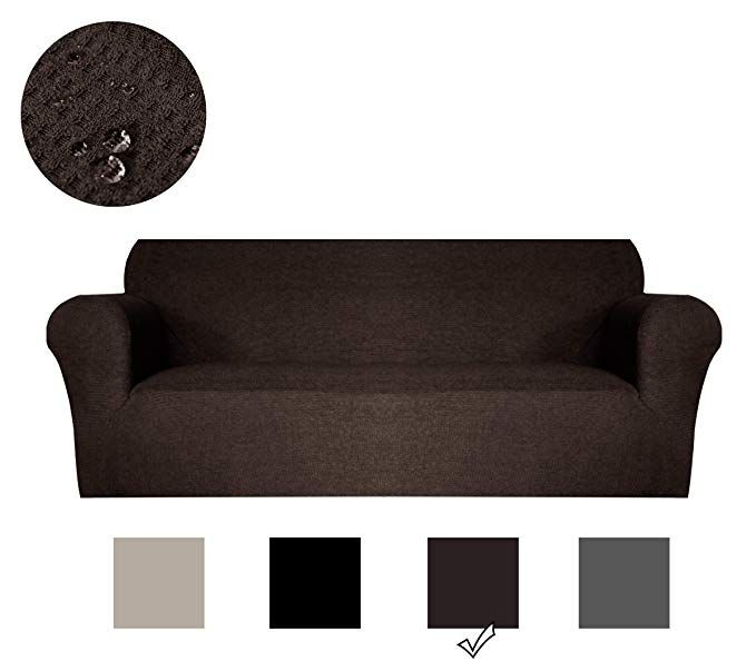 Binztec Sofa Covers For 3 Cushion Couch Furniture Slipcovers For