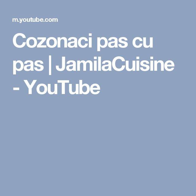 Cozonaci pas cu pas   JamilaCuisine - YouTube