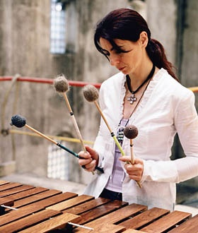 Rebecca-Anne Withey: Why I'm excited by Sean Forbes and Evelyn Glennie's musical collaboration