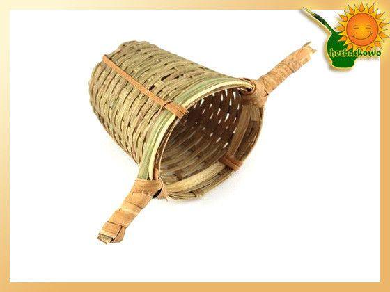 Zaparzacz bambusowy z 2 uchwytami   www.herbatkowo.com.pl Dzięki zaparzaczowi bambusowemu przygotowanie herbaty jest bardzo wygodne i przyjemne. Ciekawy wygląd w stylu ekologicznym i niska cena to jedne z jego atutów, dzięki którym jest chętnie kupowany przez miłośników herbat i naparów roślinnych.