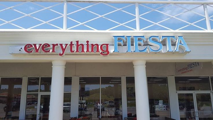 Everything Fiesta Store in Flatwoods WV