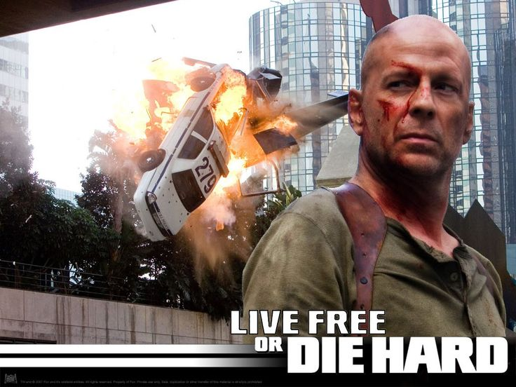 Live Free or Die Hard  2007 Action / Adventure Full Movies