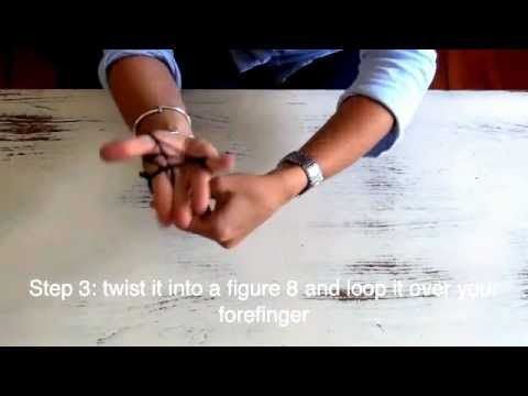 How To Do A Cool Magic String Trick