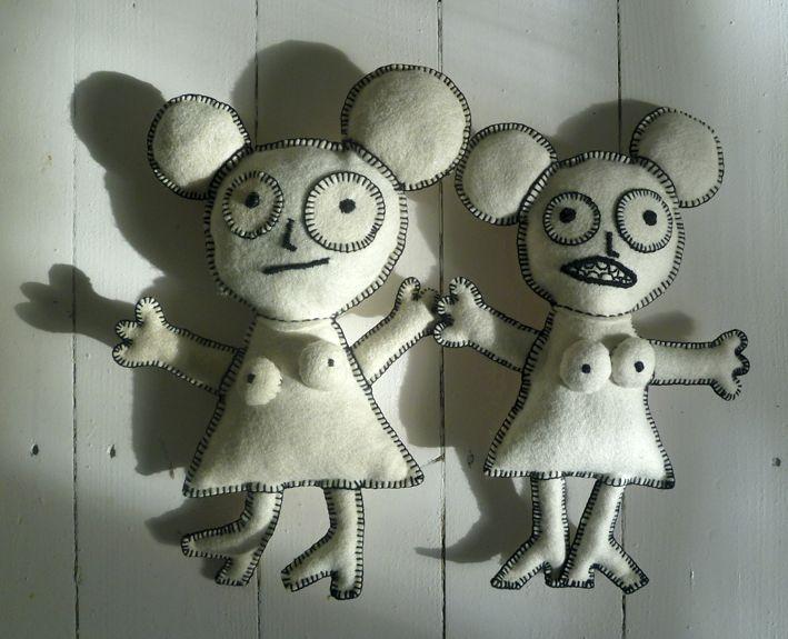 handmade dolls FREE OSTASTKA
