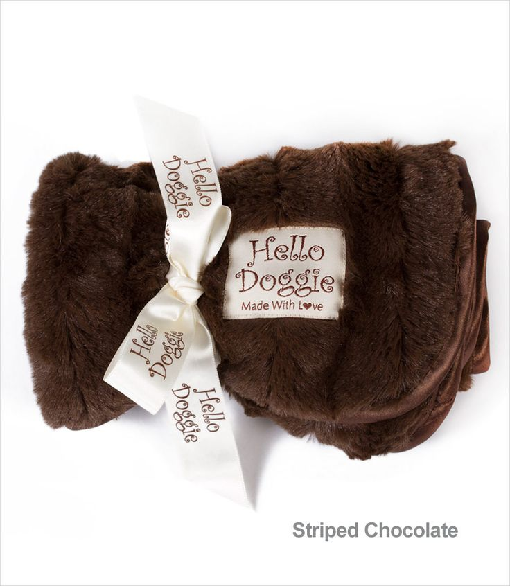 Luxury Small Dog Blankets 17x14