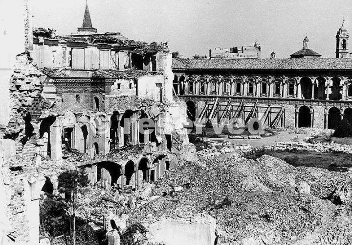 castello sforzesco seconda guerra mondiale_ww2