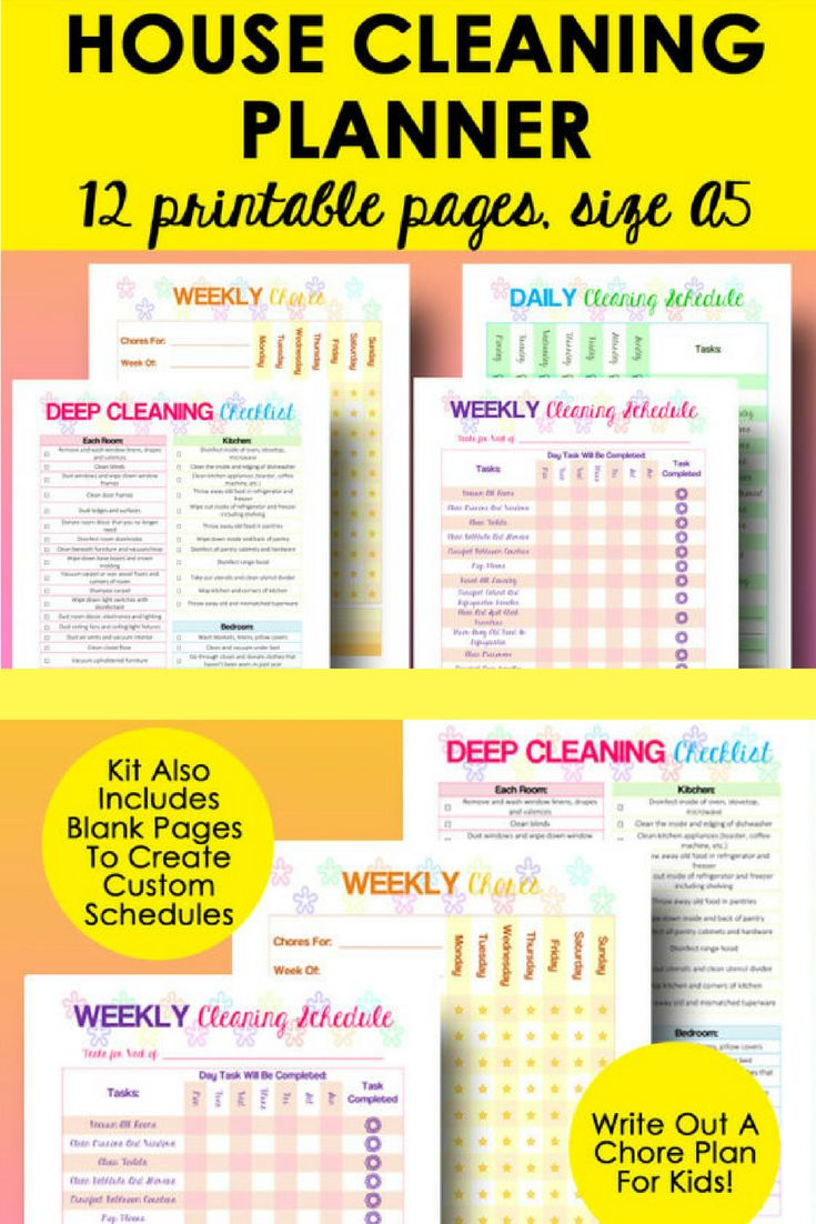 Best 25 deep cleaning checklist ideas on pinterest deep for Top deep house tracks of all time