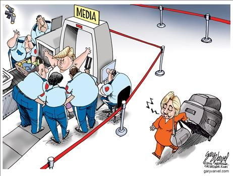 Get recent political cartoons and editorial cartoons from the number