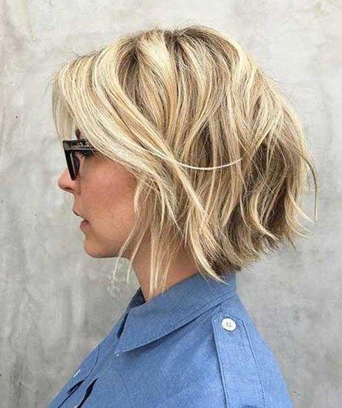 hårmode kort hår