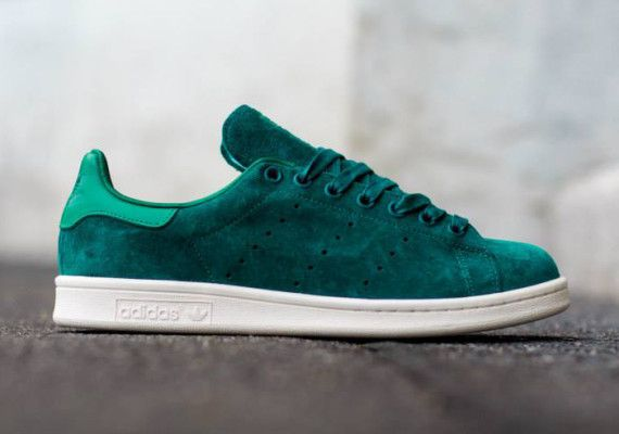 "#adidas Originals Stan Smith ""Rich Green"" #sneakers"