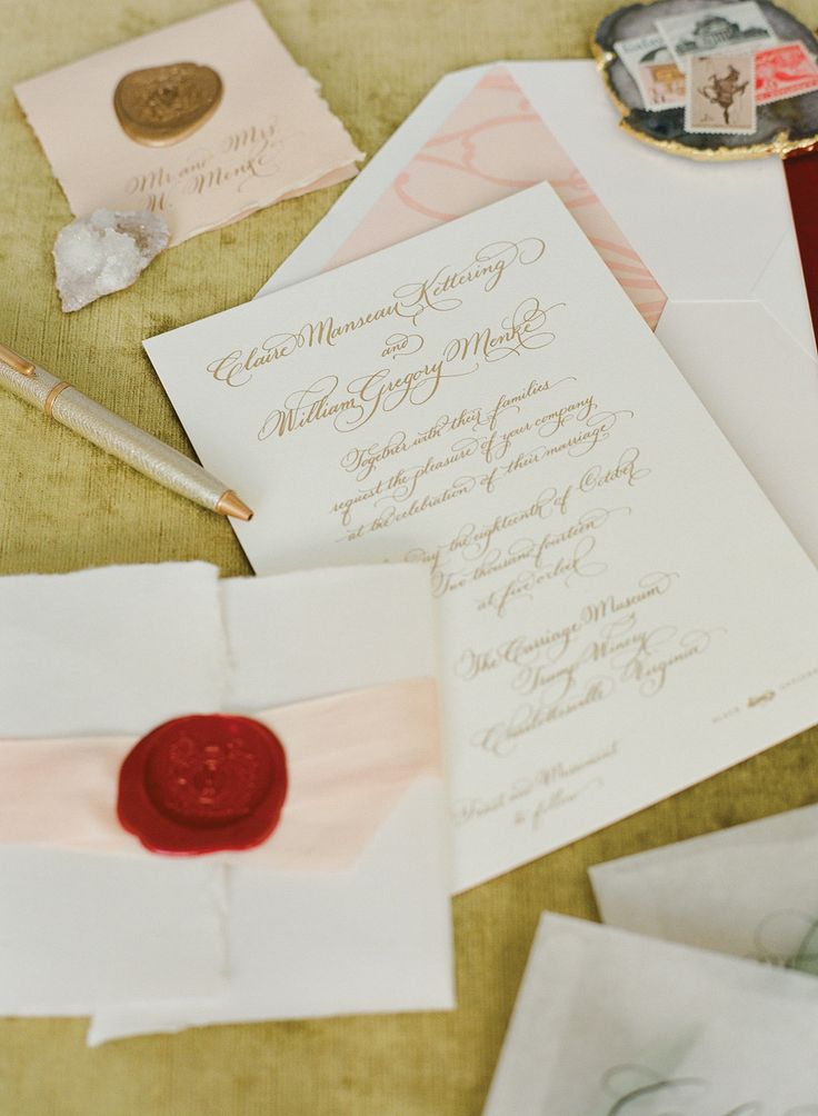 380 Best Wedding Papers Calligraphy Invitations And Printed