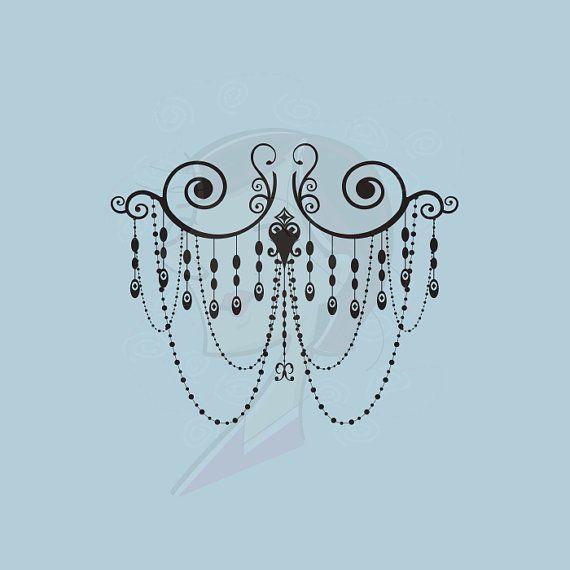 55 best chandelier images on Pinterest | Tattoo designs, Mandalas ...