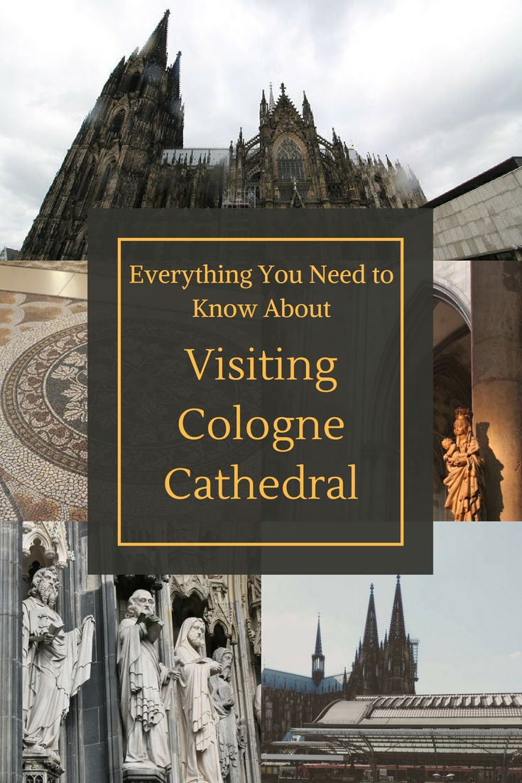 Visiting Cologne Cathedral - In Search of Mexican
