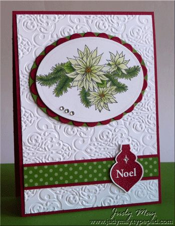 "Merry_Monday_33_C **** SU ""Bells & Boughs"" (annual catalog) & ""Joyous Celebrations"" 2012 Holiday Mini."